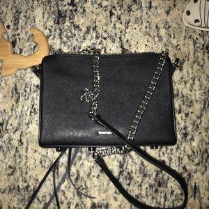 Rebecca Minkoff Avery Crossbody purse BLACK